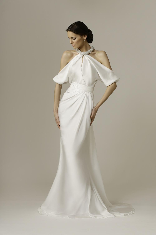2014 m. vestuvinių suknelių kolekcija