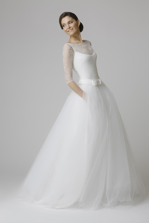 2013 m. vestuvinių suknelių kolekcija