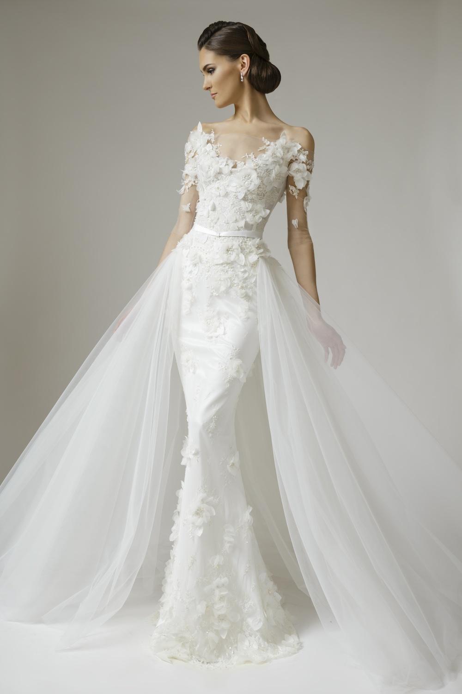 2015 m. vestuvinių suknelių kolekcija